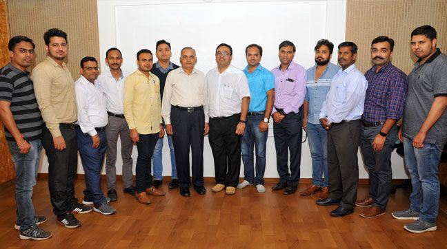 Training on Metallurgy for Engineers