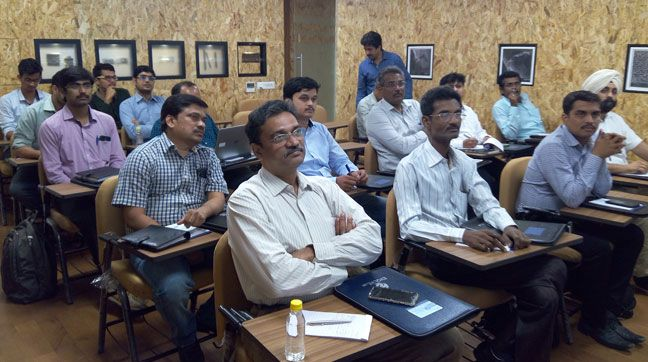 Training on Corrosion Control