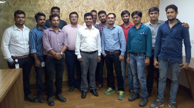 Training on NDT for Engineers
